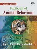 TEXTBOOK OF ANIMAL BEHAVIOUR PDF