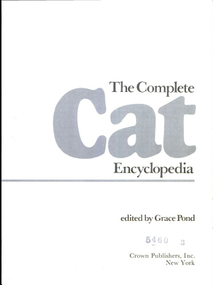 The complete cat encyclopedia PDF