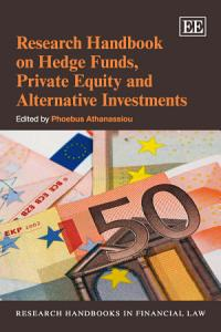 Research Handbook on Hedge Funds  Private Equity and Alternative Investments Book
