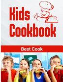Kids Cookbook Best Cook