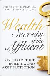 Wealth Secrets Of The Affluent Book PDF
