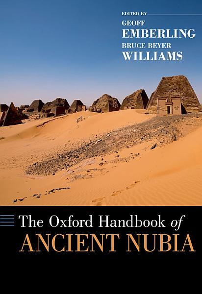 Download The Oxford Handbook of Ancient Nubia Book