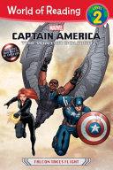 Captain America  The Winter Soldier  Falcon Takes Flight PDF