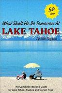 What Shall We Do Tomorrow at Lake Tahoe PDF