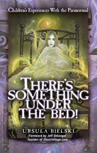 There's Something Under the Bed Book