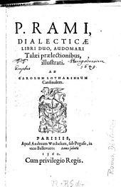 Institutionum Dialecticarum libri duo