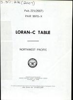 Loran-C Table