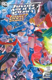 Justice Society of America (2006-) #20