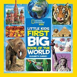 Little Kids First Big Book Of The World Book PDF