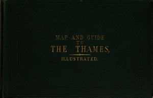 A New Map of the River Thames from Oxford to London    PDF