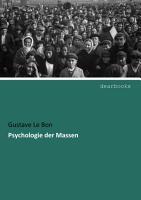 Psychologie der Massen PDF