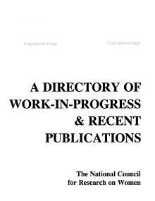WIP PDF