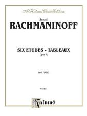 Etudes Tableaux, Op. 33: Piano Collection