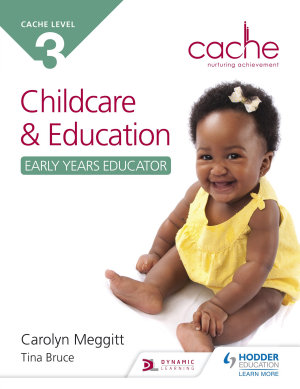 CACHE Level 3 Child Care and Education  Early Years Educator  PDF