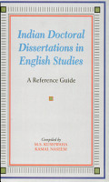 Indian Doctoral Dissertations in English Studies PDF