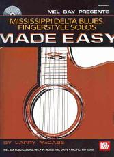 Mississippi Delta Blues Fingerstyle Solos Made Easy PDF