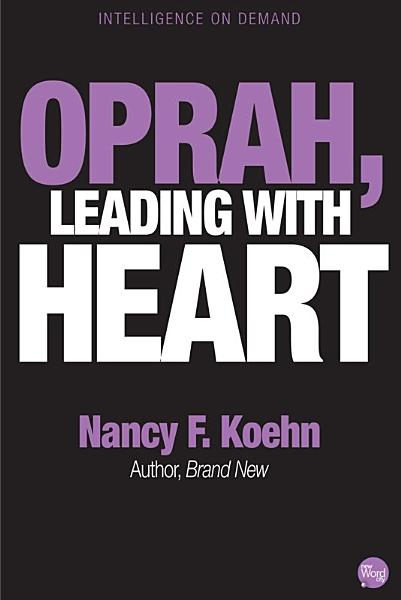 Oprah  Leading with Heart PDF