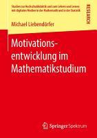 Motivationsentwicklung im Mathematikstudium PDF