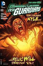 Green Lantern: New Guardians (2011-) #22