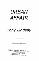 Urban Affair PDF