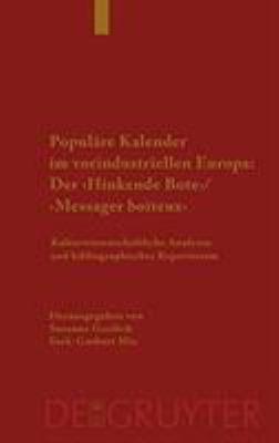Popul  re Kalender im vorindustriellen Europa  der  Hinkende Bote  PDF