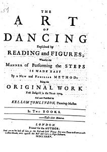 The Art of Dancing Explained by Reading and Figures Book