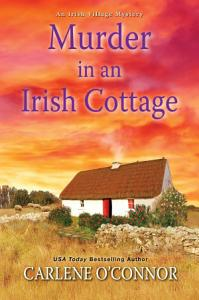 Murder in an Irish Cottage Book
