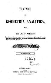 Tratado de geometria analítica