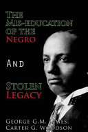The MIS Education of the Negro and Stolen Legacy PDF