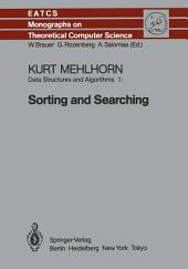 Data Structures and Algorithms 1: Sorting and Searching