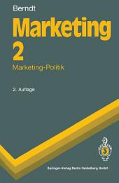 Marketing: Marketing-Politik, Ausgabe 2