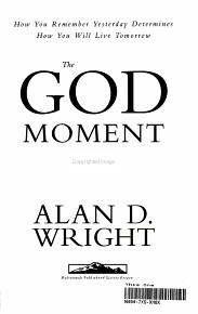 The God Moment Principle PDF