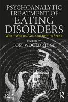 Psychoanalytic Treatment of Eating Disorders PDF