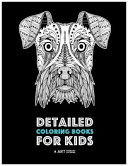 Detailed Coloring Books for Kids