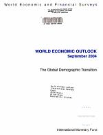 World Economic Outlook PDF