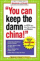 You Can Keep the Damn China  PDF