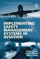 Implementing Safety Management Systems in Aviation PDF