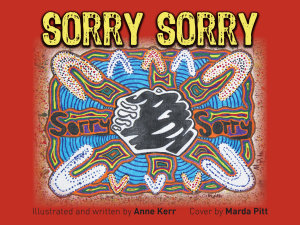 Sorry Sorry Book