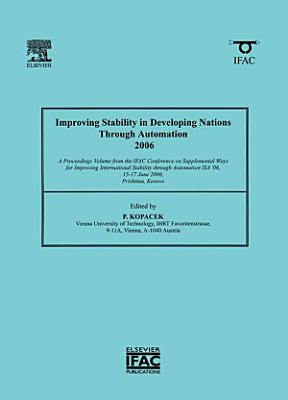 Improving Stability in Developing Nations through Automation 2006