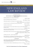 New England Law Review  Volume 48  Number 3   Spring 2014 PDF