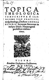 Topica theologica