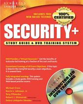 Security + Study Guide and DVD Training System