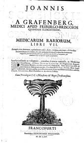 Joannis Schenckii a Grafenberg ... Observationum medicarum rariorum, libri 7. In quibus noua, abdita, admirabilia, monstruosaque exempla, circa anatomen, aegritudinum causas, signa, eventus, curationes, à veteribus recentioribusque sive medicis, sive aliis quibusque fide digniss. scriptoribus monumentis consignata, partim hactenus publicatis, ... Opus ut indefesso labore partum, ita inexhaustae utilitatis ac voluptatis, omnibus scientiae naturalis, ac medicinae cultoribus feracissimum: a Joan. Georgio Schenckio, fil. ... accuratiss. illustratum. Ante annos verò 20 ab innumeris praecedentium editionum mendis, excellentiss. D. Car. Sponii, med. Lugd. opera vindicatum & nunc ... auctum, à Laur. Straussio, ..
