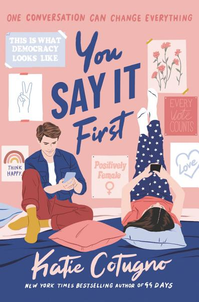 Download You Say It First Book