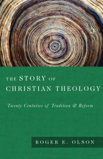The Story of Christian Theology Book