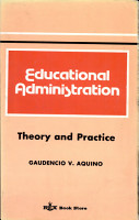 EDUCATIONAL ADMINISTRATION Theory and Practice PDF