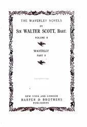 Waverley Novels: Volume 2