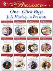 One-Click Buy: July Harlequin Presents: Forbidden: The Billionaire's Virgin Princess\The Australian Millionaire's Love-Child\The Billionaire Boss's Secretary Bride\The Greek Tycoon's Convenient Wife\The Italian's Secret Baby\The Sheikh's Blackmailed Mistress