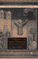 Finding Saint Francis in Literature and Art PDF
