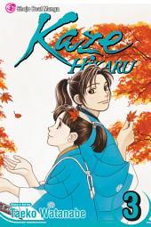 Kaze Hikaru: Volume 3